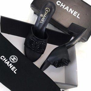 Chanel Jewels Elegant Style Heel